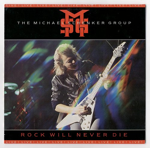 MSG - Rock will never die (1984)