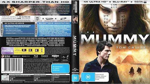 Мумия / The Mummy (2017)