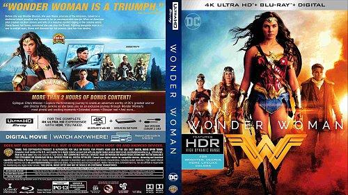 Чудо женщина / Wonder Woman (2017)