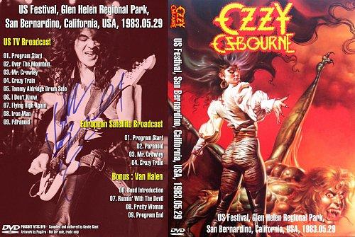 Ozzy Osbourne - US Festival (1983)