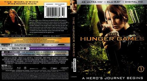 Голодные игры / The Hunger Games (2012)