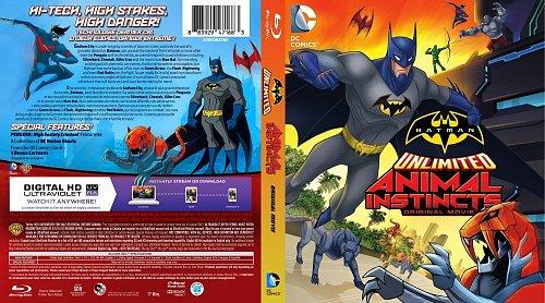 Безграничный Бэтмен: Животные Инстинкты / Batman Unlimited: Animal Instinct (2015)