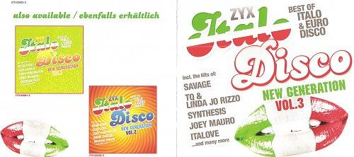 ZYX Italo Disco New Generation Vol. 03 (2013)