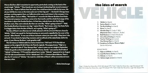 Ides of March - Vehicle (1969)