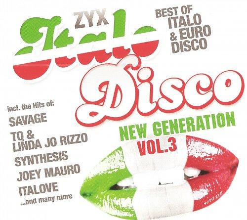 V.A. - ZYX Italo Disco New Generation Vol. 03 (2013)