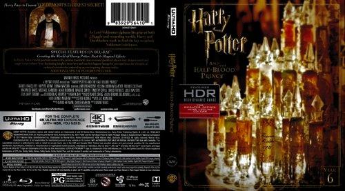 Гарри Поттер и Принц-полукровка / Harry Potter and the Half-Blood Prince (2009)