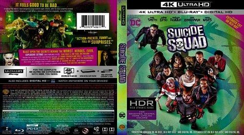Отряд самоубийц / Suicide Squad (2016)