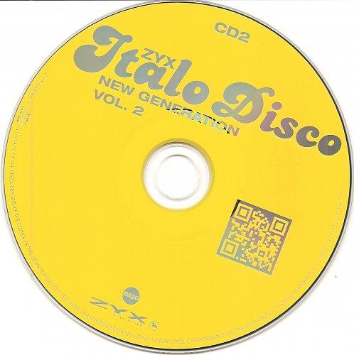 V.A. - ZYX Italo Disco New Generation Vol. 02 (2013)