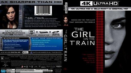 Девушка в поезде / The Girl on the Train (2016)