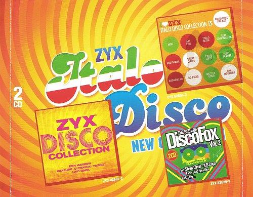 ZYX Italo Disco New Generation Vol. 02 (2013)