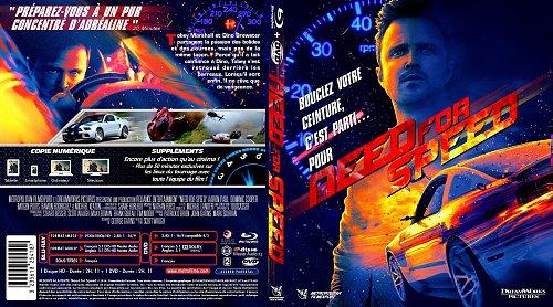 Need for Speed: Жажда скорости / Need for Speed (2014)