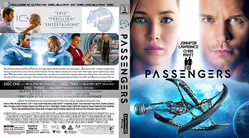 Пассажиры / Passengers (2016)