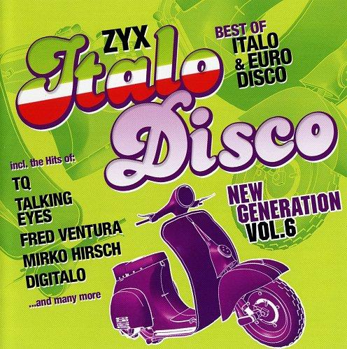 V.A. - ZYX Italo Disco New Generation Vol. 06 (2015)
