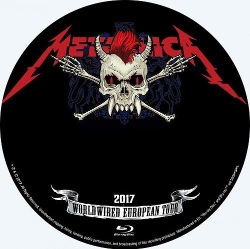 Metallica - WorldWired European Tour (2017)