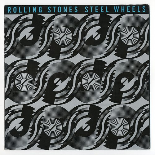 Rolling Stones, The - Steel Wheels (1989)