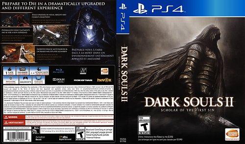 Dark Souls II: Scholar Of the First Sin (2015)