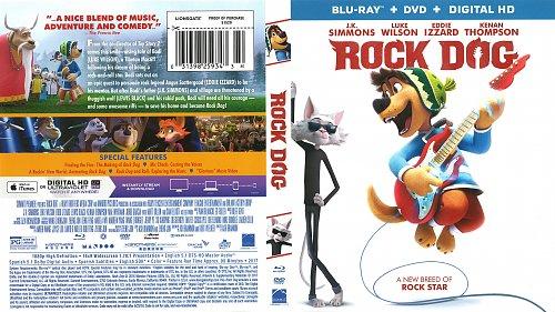Рок Дог / Rock Dog [2016]