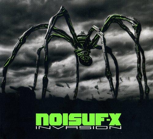 Noisuf-X - Invasion (2014)
