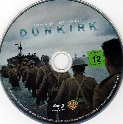 Дюнкерк / Dunkirk (2017)