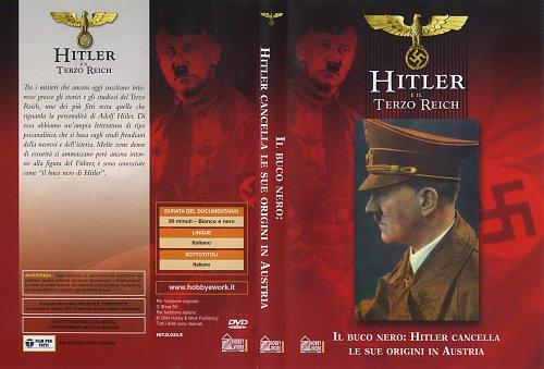 Hitler E Il Terzo Reich (DVD 35: Il Buco Nero: Hitler Cancella Le Sue Origini In Austria) [2004]