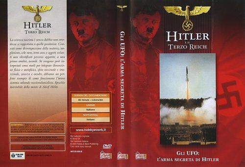 Hitler E Il Terzo Reich (DVD 36: Gli UFO: L' Arma Segreta Di Hitler) [2004]