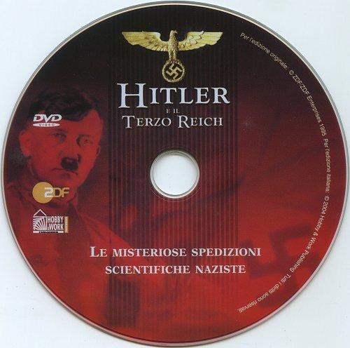 Hitler E Il Terzo Reich (DVD 33: Le Misteriose Spedizioni Scientifiche Naziste) [2004]