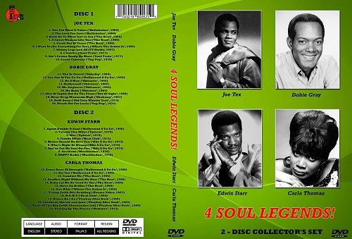 4 Soul Legends (2017)