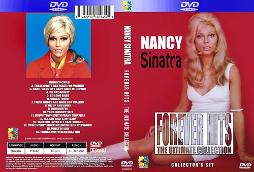 Nancy Sinatra - The Ultimate Collection (2015)
