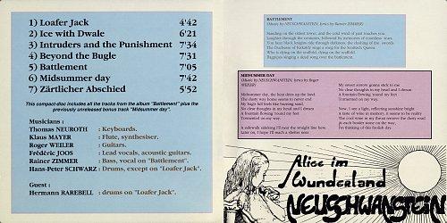 Neuschwanstein - Battlement (1979)
