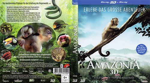 Амазония: Инструкция по выживанию 3D / Amazonia 3D (2013)
