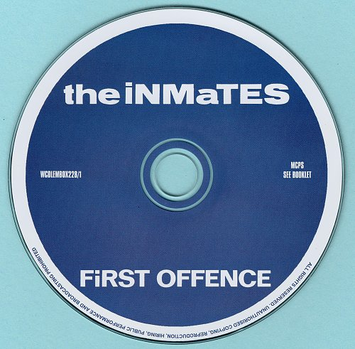 Inmates - The Albums 1979-82 (3CD) (2017)
