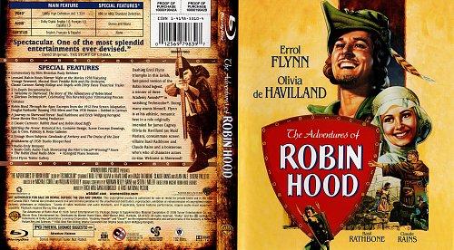 Приключения Робин Гуда / The Adventures of Robin Hood (1938)