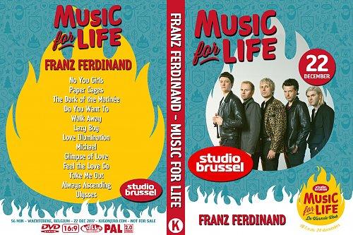 Franz Ferdinand - Music for Life (2017)