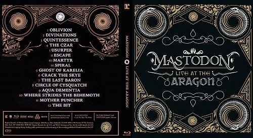 Mastodon - Live At The Aragon (2011)