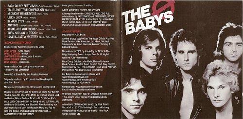 Babys, The - Union Jacks (1980)
