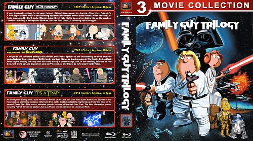 Гриффины 3в1 / Family Guy Trilogy (2007-2010)