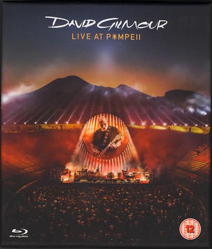 David Gilmour - Live At Pompeii (full scans, PNG, 600dpi)
