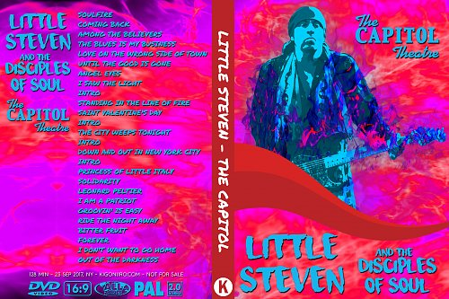 Little Steven - The Capitol Theatre (2017)