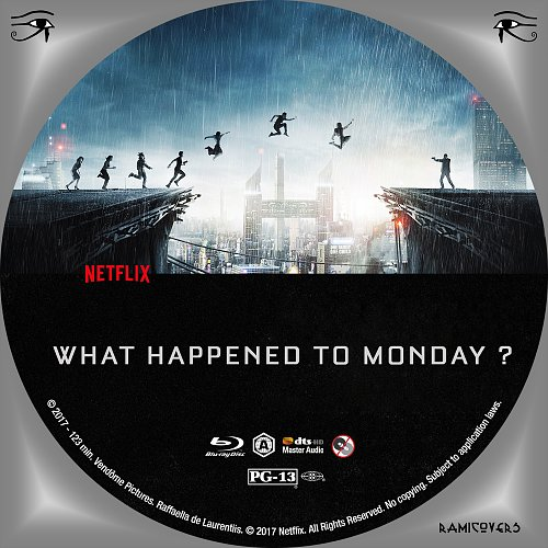 Тайна 7 сестер / Seven Sisters / What Happened to Monday (2017)