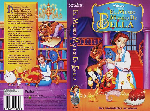 Belle's Magical World / Красавица и чудовище: Волшебный мир Бель (1998)