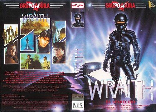 Wraith,The / Дух мщения (1986)