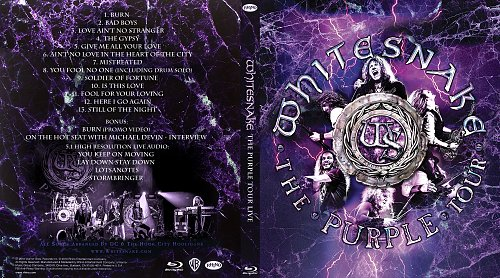 Whitesnake - The Purple Tour [Live] (2018)