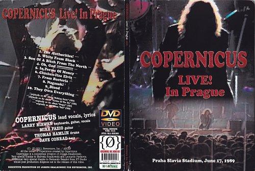 Copernicus - Live! In Prague 1989 (2011)