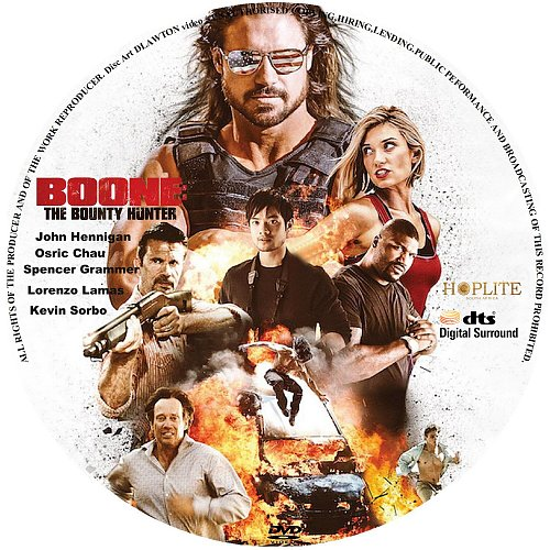 Бун: Охотник за головами / Boone: The Bounty Hunter (2017)