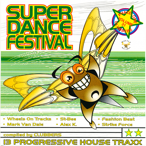 VA - Super Dance Festival (2002)