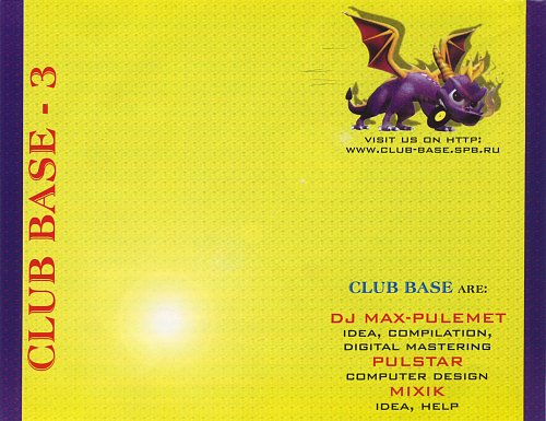 V.A - Club Base (2001)