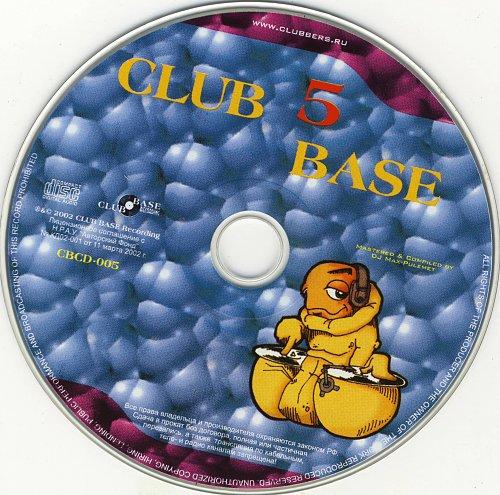 Club Base (Vol. 1-5) (2000-2002)