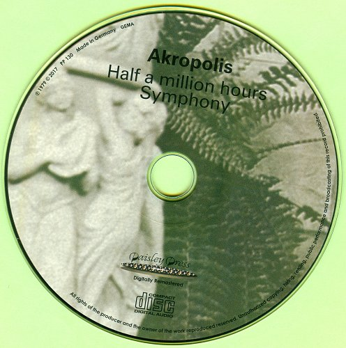 Akropolis - Half A Million Hours Symphony (1979)