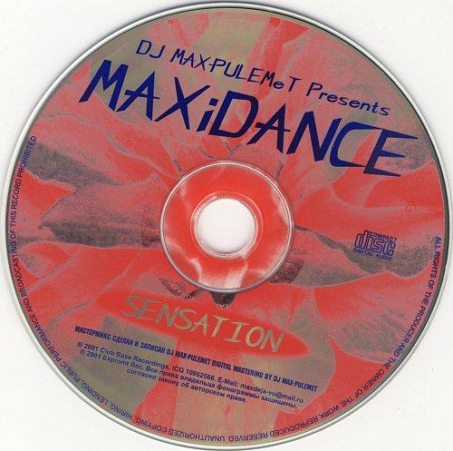 Maxi Dance Sensation (2001)