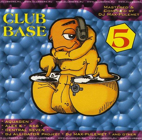 V.A - Club Base (2002)